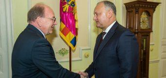 Președintele Dodon va efectua două vizite externe până la final de septembrie