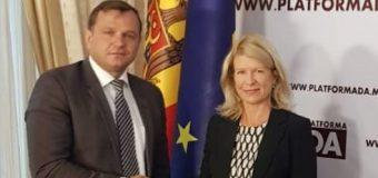 """Ambasadorul Finlandei: Auzisem prima dată de """"stat capturat"""" în 2015, e absolut regretabil că în 2018 utilizăm cu referire la RM același termen"""