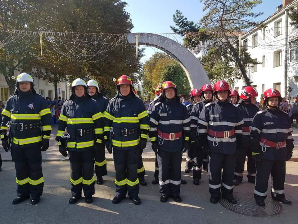 IGSU a participat la Ziua Pompierilor marcată în România (FOTO)