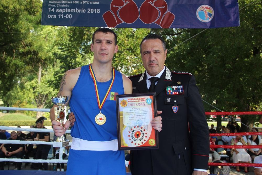 Cupa Ministrului Afacerilor Interne la Box. În ring au urcat boxeri din mai multe țări!