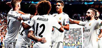 Există viață și fără Ronaldo! Real Madrid – AS Roma, 3-0