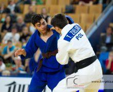Judocanii moldoveni și-au încheiat evoluția la Europenele de juniori