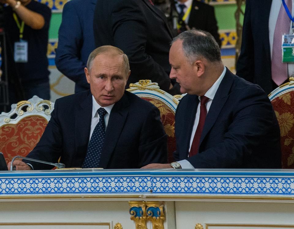 """Politolog: """"Regularitatea cu care Președintele Dodon se întâlnește cu liderul rus indică cel puțin trei lucruri"""""""