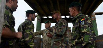 Militarii Armatei Naţionale, la antrenamente în regiunea Lviv din Ucraina