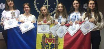 O medalie și mai multe premii pentru R. Moldova la Olimpiada Internațională la Limba Franceză