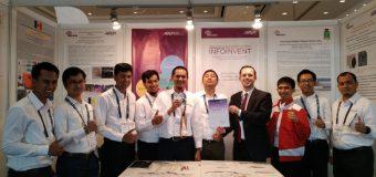 AGEPI a participat la Târgul Internațional al Invențiilor din Turcia
