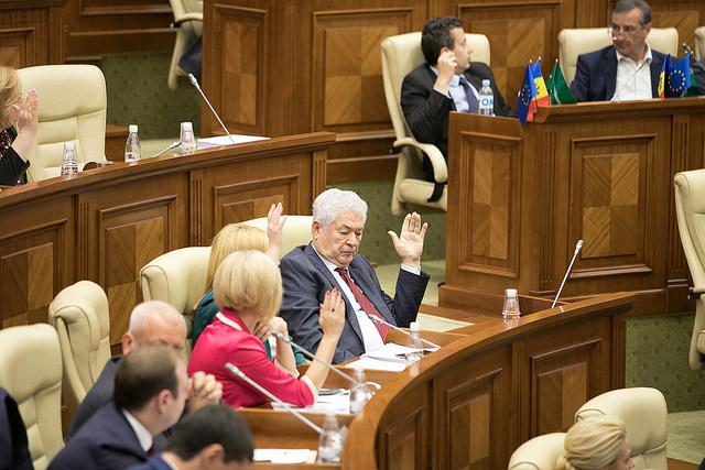 Parlamentul a constituit o Comisie de anchetă