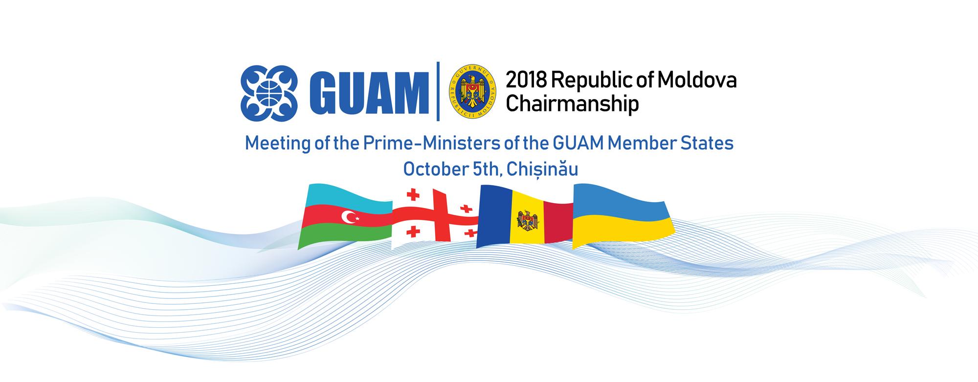 Mâine va avea loc Reuniunea șefilor de Guverne ai statelor membre ale GUAM
