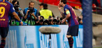 26 de goluri în 8 jocuri din UEFA Champions League. Lionel Messi a făcut spectacol pentru Barcelona!