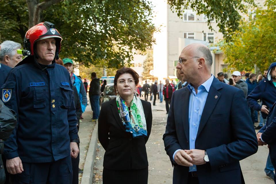 Noul ministru al Sănătății privind explozia din sectorul Râșcani