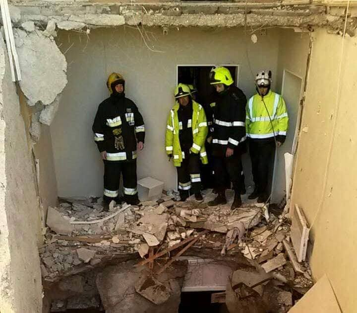 Încă o persoană a fost găsită sub dărâmăturile exploziei de pe bulevardul Moscovei
