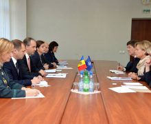 Ministrul Apărării a avut o întrevedere cu o delegaţie a Adunării Parlamentare a NATO