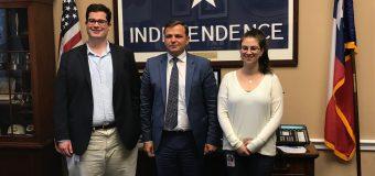 Andrei Năstase, în SUA, a descris în termeni detaliați procesul de capturare oligarhică a statului Republica Moldova