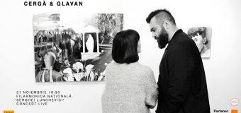 """Tania Cerga și Andrei Glavan organizează un nou concert împreună: """"Asta va însemna nu doar muzică, ci și o escapadă înăuntrul nostru"""""""