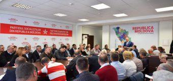 Igor Dodon – în ședință cu conducerea PSRM. Iată subiectele discutate!
