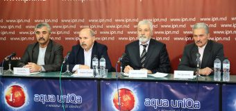 Declarație: Este unica șansă a unioniștilor de a avea reprezentanți în Parlament