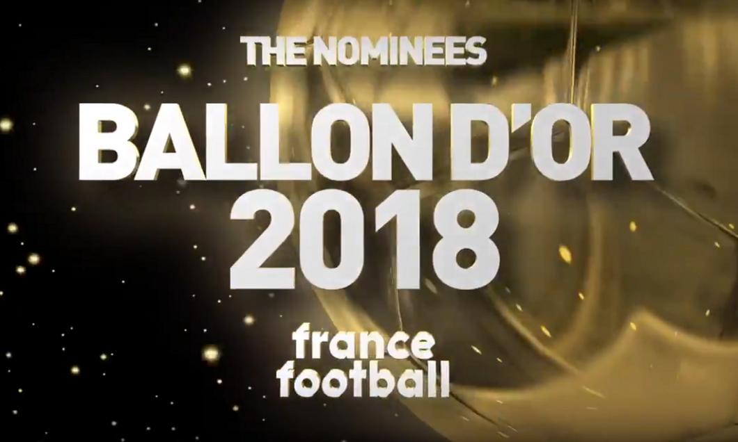 Au fost dezvăluite primele 5 nominalizări la Balonul de Aur 2018