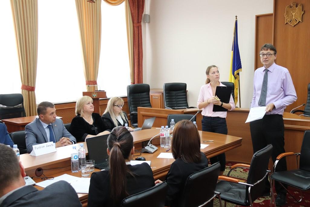 Instruiri privind auditul financiar pentru auditorii CCRM