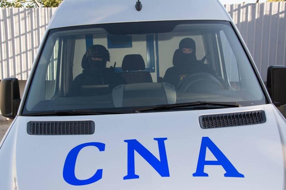 Un polițist din Anenii Noi – plasat în izolatorul CNA