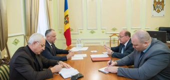 Igor Dodon, despre următoarea sa vizită în Federația Rusă