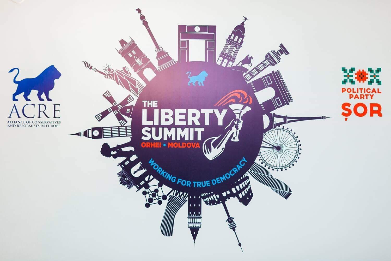 """La Orhei a demarat summit-ul ACRE găzduit de Partidul Politic """"Șor"""""""