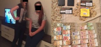 Un tânăr de 24 de ani recruta fete pentru prestarea serviciilor sexuale contra plată