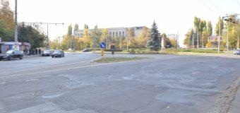 Au demarat lucrările de reparaţie a străzii Ion Creangă din Chișinău