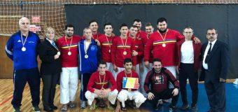 Judocanii moldoveni devin campioni ai României