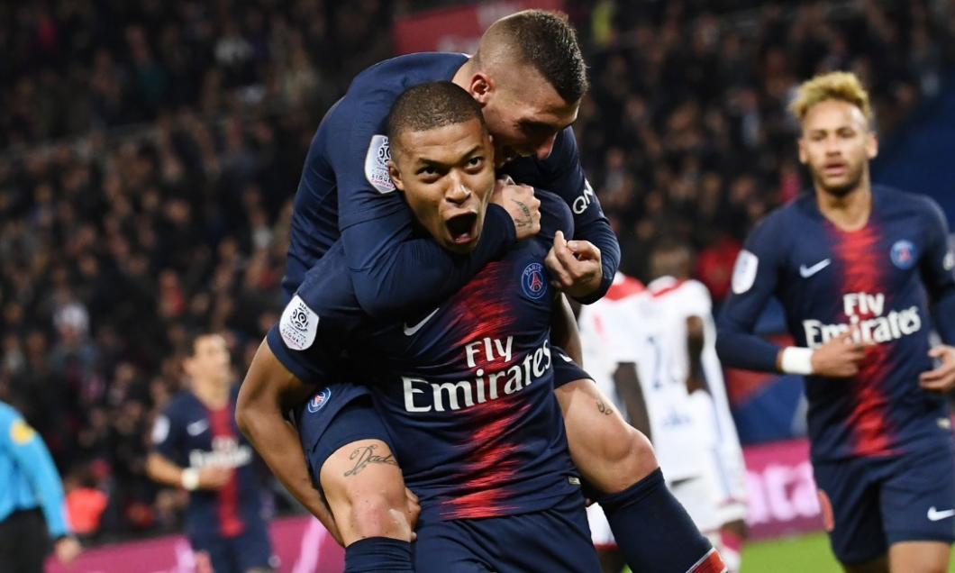 Mbappe, ce fotbalist! A marcat 4 goluri în 13 minute