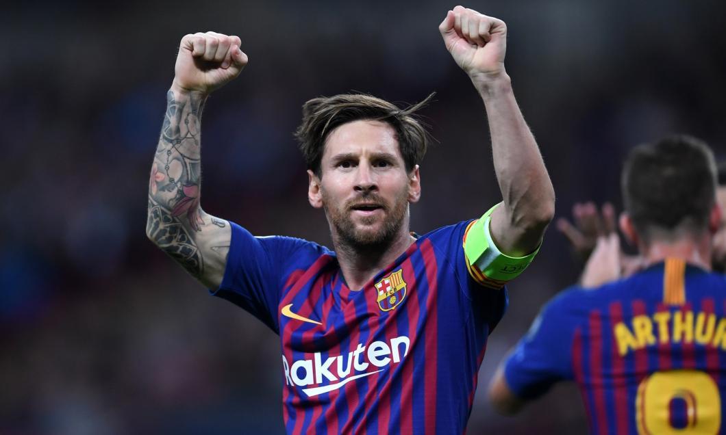 Leo Messi a revenit la antrenamentele Barcelonei