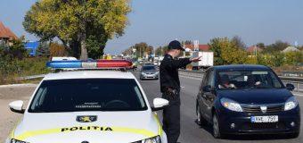 Din Chișinău până la Anenii Noi – urmărit de Poliție. Un tânăr a ignorat semnalul polițiștilor!