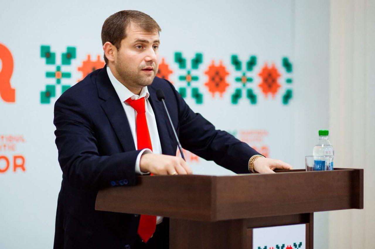Ilan Șor  – cap de listă la parlamentare: Trebuie să ajutăm toată țara