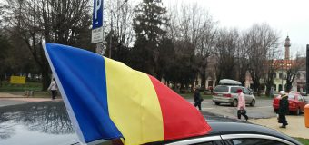 Unioniștii pornesc în marș pe străzile din Chișinău