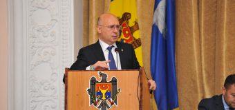 Premierul Filip, la Drochia: Am intervenit de fiecare dată cu acțiuni concrete pentru rezolvarea problemelor