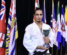 Două victorii importante pentru un fost discipol al școlii din R. Moldova de judo