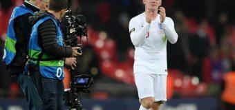 Rooney a jucat ultimul său meci pentru naţionala Angliei