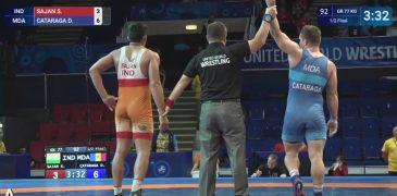 Luptători de stil greco-roman din R. Moldova, în finala Mondialului de tineret