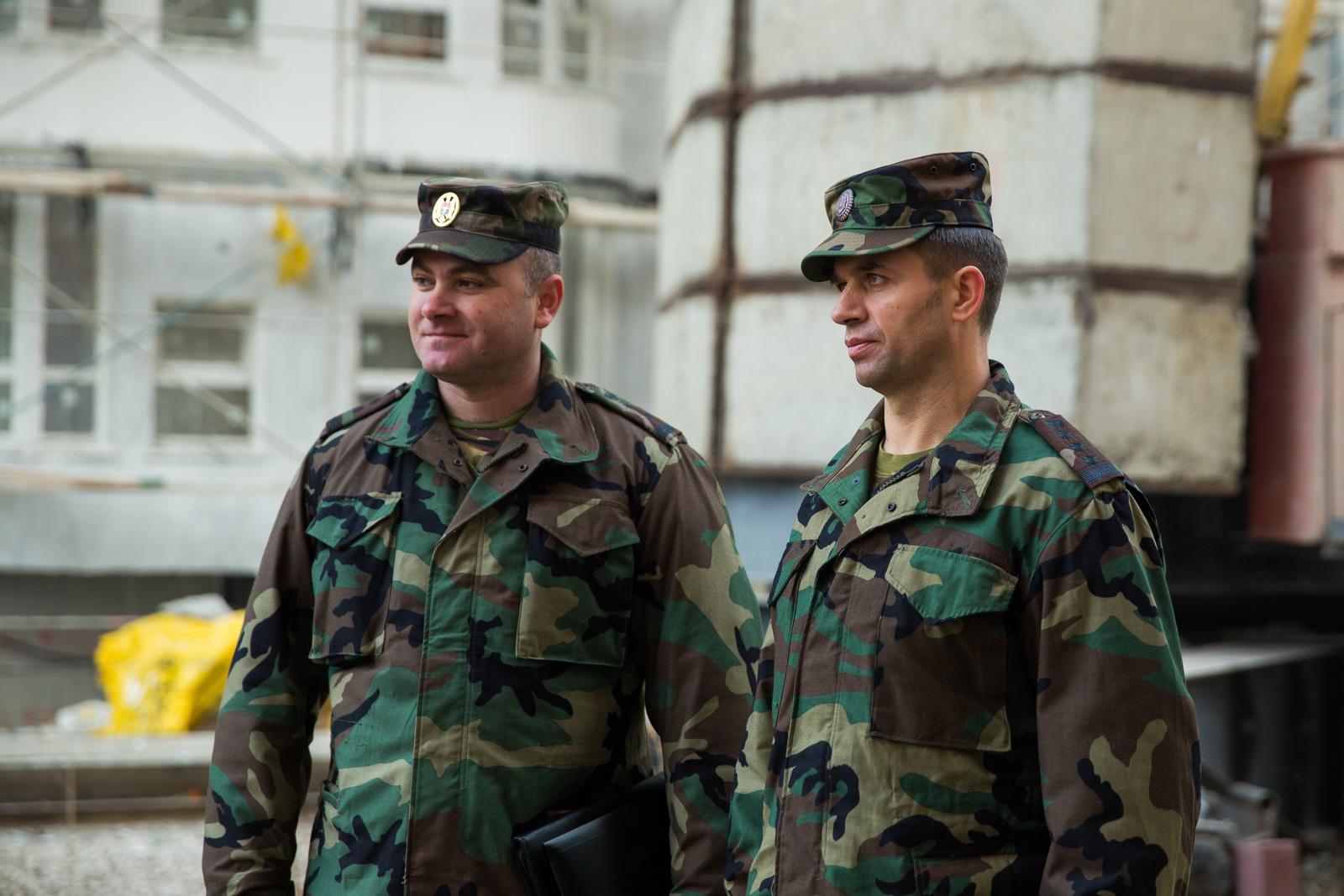 335 de militari prin contract vor primi apartamente de serviciu (FOTO)