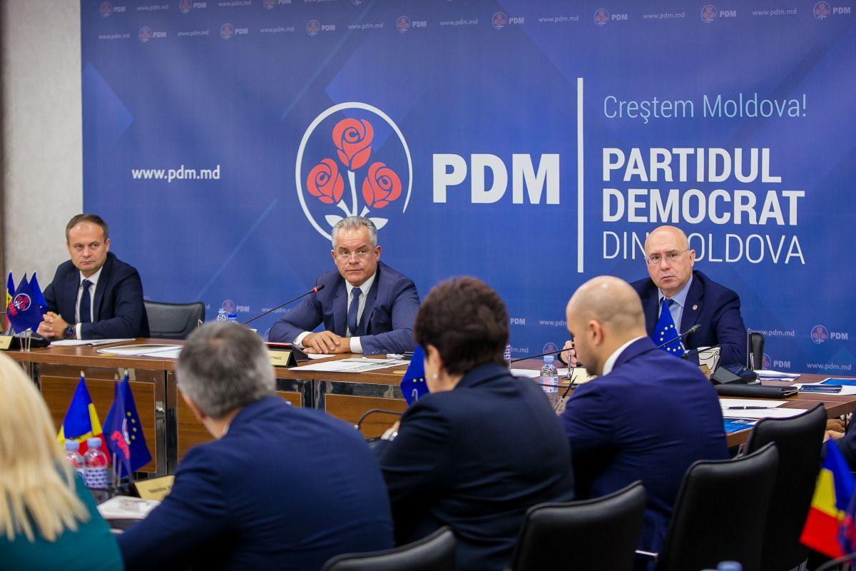 PDM își anunță retragerea de la guvernare