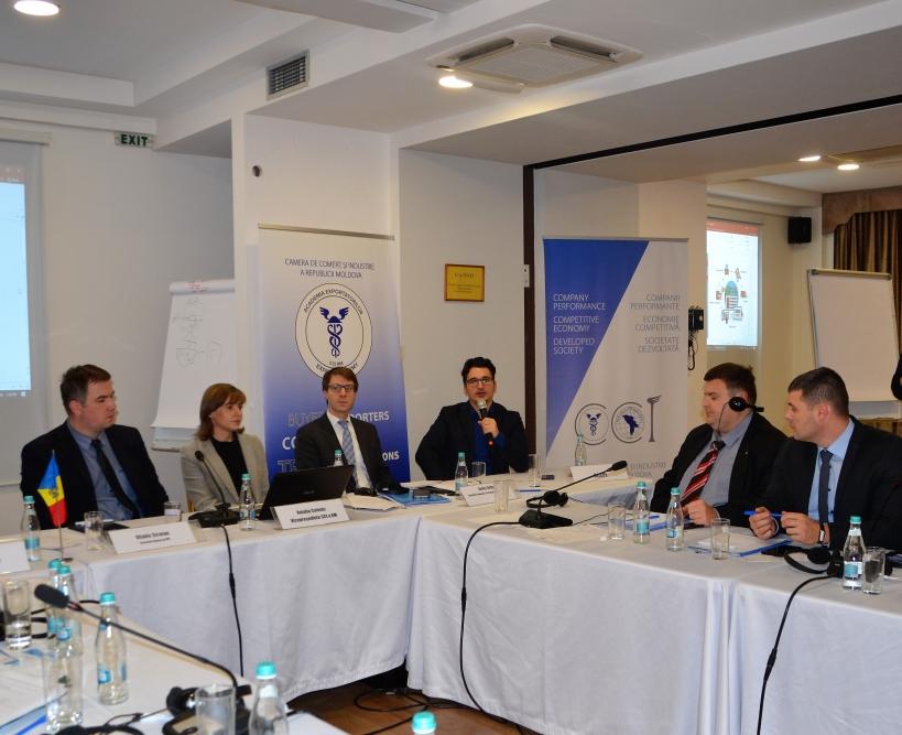 """AGEPI – la seminarul """"E-commerce: accesarea noilor piețe prin îmbunătățirea abilităților digitale"""""""