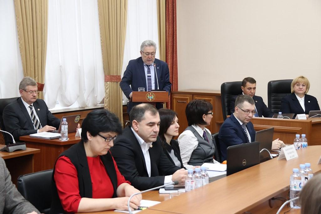 Curtea de Conturi a auditat raportul financiar al municipiului Chișinău pe anul 2017