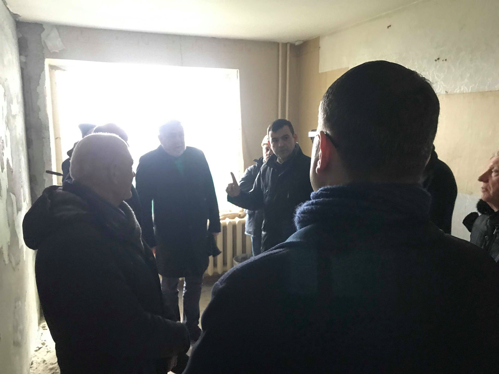 """Chiril Gaburici: """"De astăzi, locatarii blocului din sectorul Râșcani care a fost afectat de explozie – pot reveni acasă"""""""