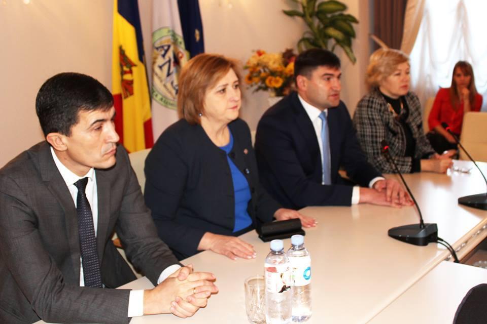 Ion Sula – prezentat colectivului ANSA: Împreună cu echipa, voi întreprinde toate acțiunile necesare