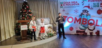 500 de familii fericite de sărbătorile de iarnă, în urma unei inițiative a Partidului Șor