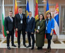 Poliția din R. Moldova va prelua președenția unei Asociații din Europa de Sud-Est