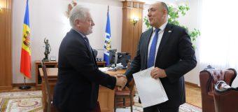 Ambasadorul Lituaniei în Republica Moldova – la discuție cu Președintele Curții de Conturi