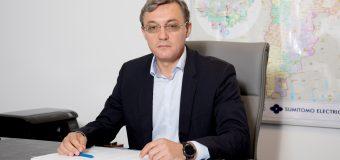 """Igor Corman: """"Vom continua să extindem procesul de producere, să investim în profesionalismul angajaţilor şi în calitate"""""""