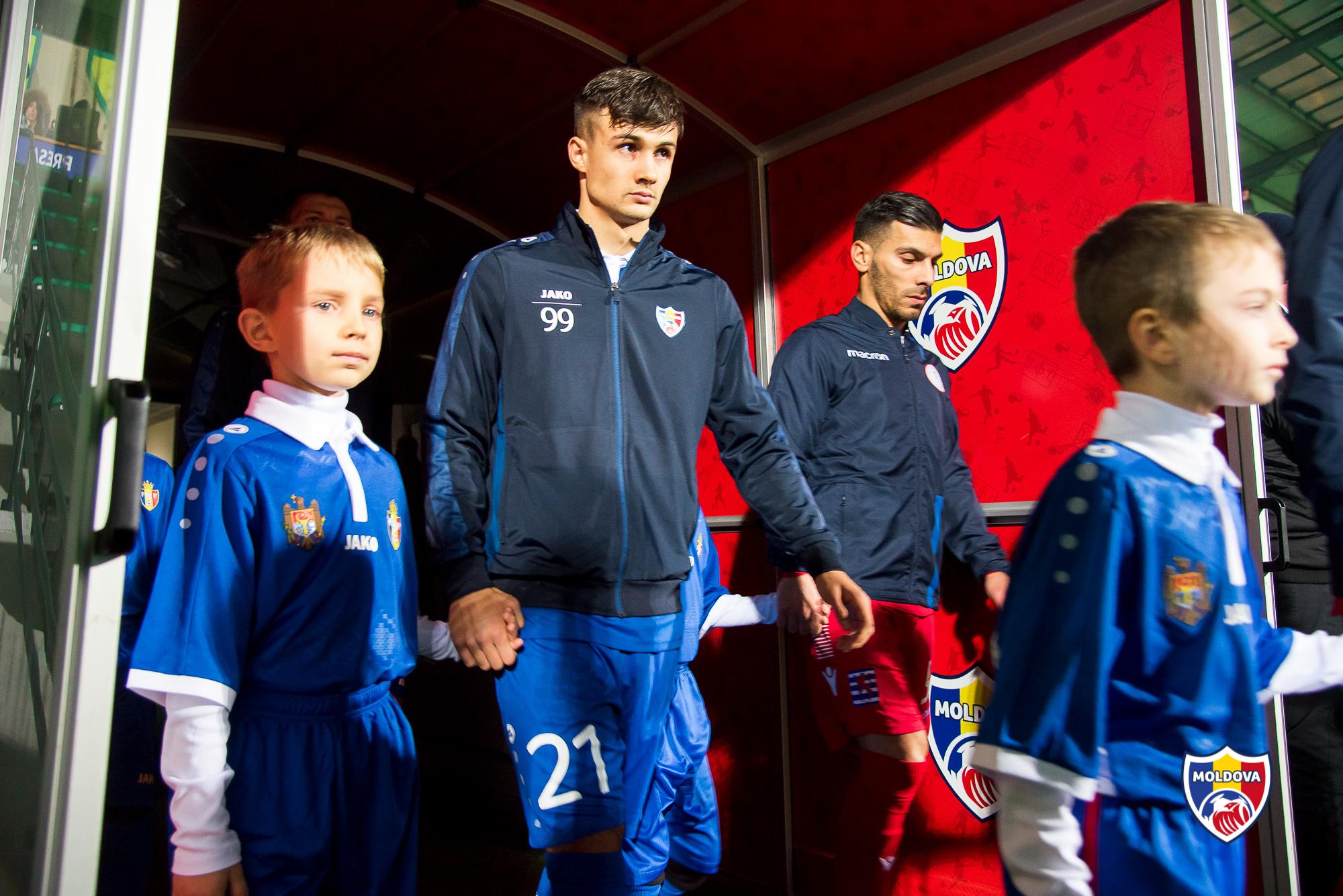 Ultimul clasament FIFA din acest an. Ce loc ocupă Moldova