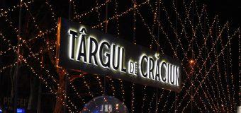 Târgul de Crăciun de la Chișinău – inaugurat (FOTO)