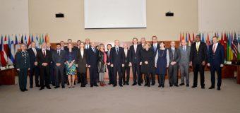 Ambasadori acreditaţi la Chişinău s-au reunit, în premieră, la Ministerul Apărării